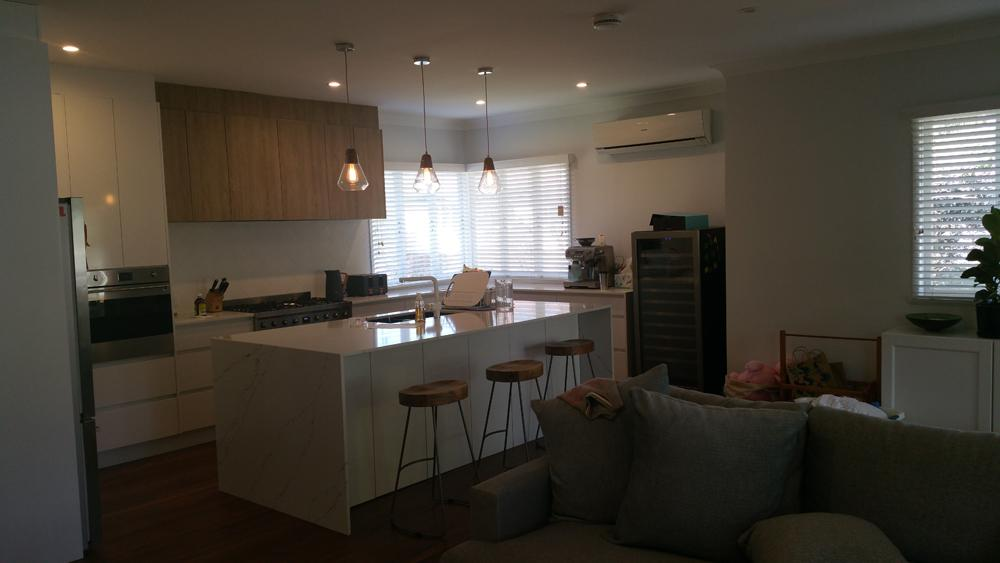 Bbrisbane Kitchen Renovation Project Finished